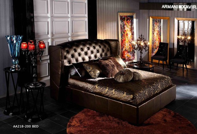Royal Bedroom Funiture - modern - beds - los angeles - by Post ...