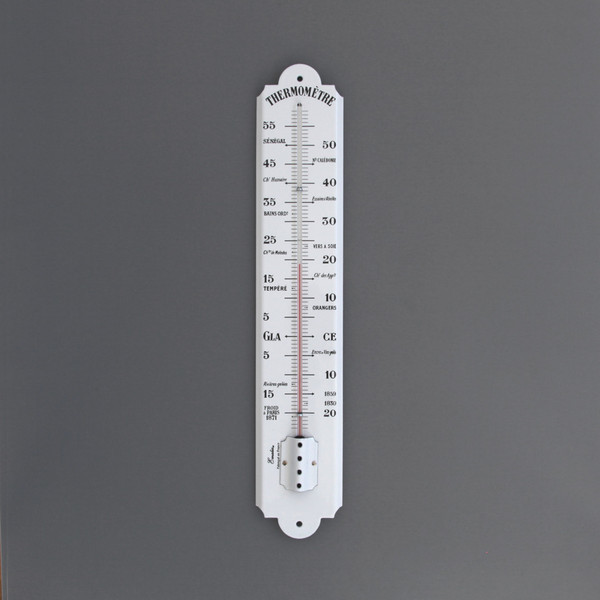Traditional Decorative Thermometers by Labour and Wait