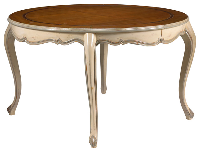 French Heritage Vernon Dining Table - Traditional - Dining Tables - by ...