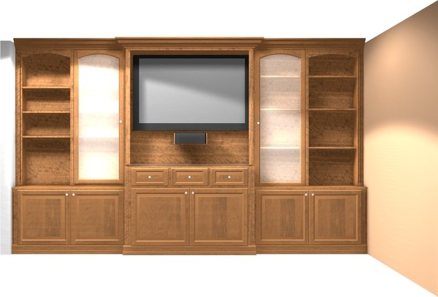 Traditional wall units for Traditional wall units