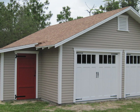 Historic Shed Two-Car Garage -