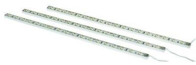 BAZZ LED White Under Cabinet 3 Sticks Kit LED102 contemporary-undercabinet-lighting