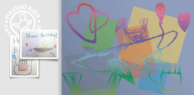 PiKaSSO KiDS canvas creations contemporary-artwork