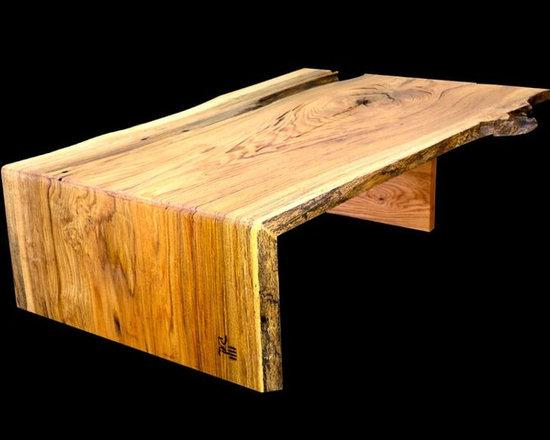 Flowing Oak Low Table - Robin Wade