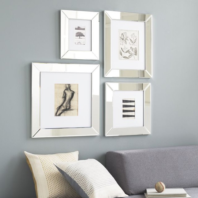 Mirror Loft Frames Contemporary Picture Frames By