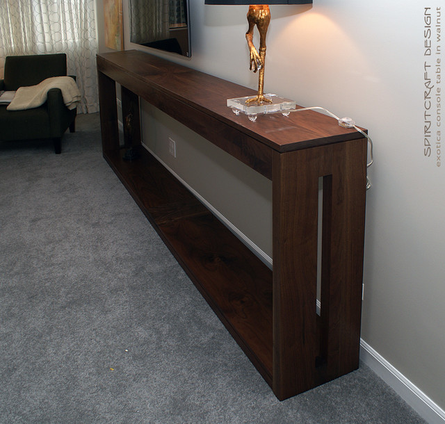Image Result For Long Entryway Table