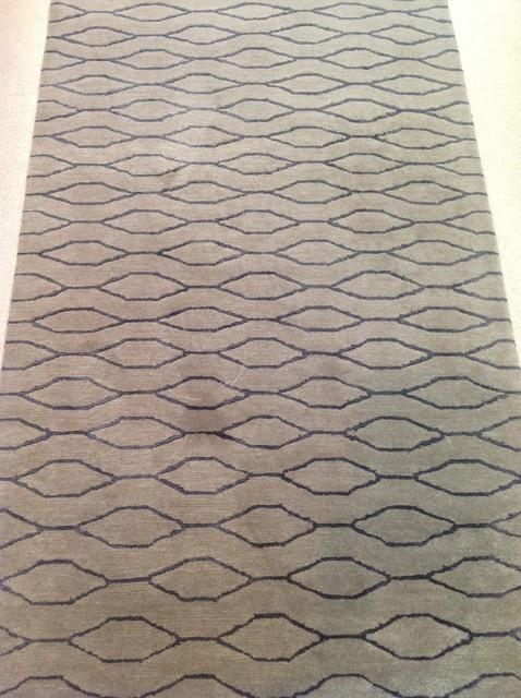 Tibetan rug contemporary-carpet-tiles