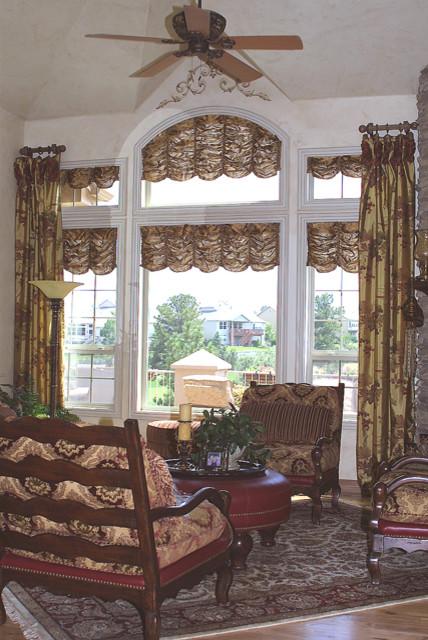Doane Designs curtains