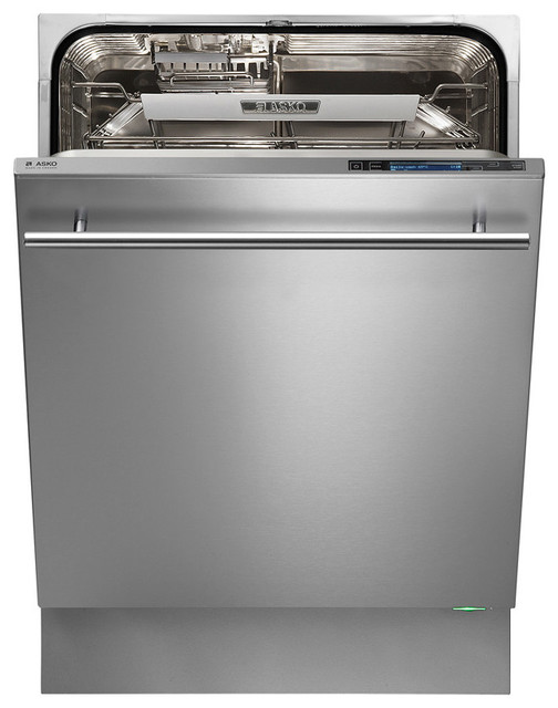 Asko Xxl Hidden Control Extra Tall Tub Dishwasher, Stainless Steel | D5894XXLHS dishwashers