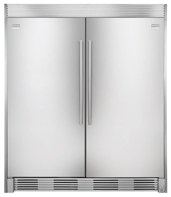 Fridgidaire Professional Series All Refrigerator contemporary refrigerators and freezers