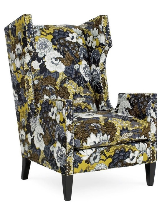 Cromwell Chair, Shanghai Chartreuse -