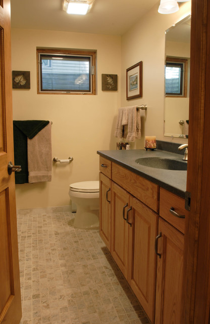 Mauer - Whole House Remodel traditional-bathroom