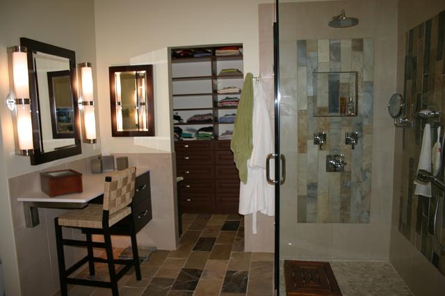 Contemporary Zen Spa Bathroom contemporary-bathroom
