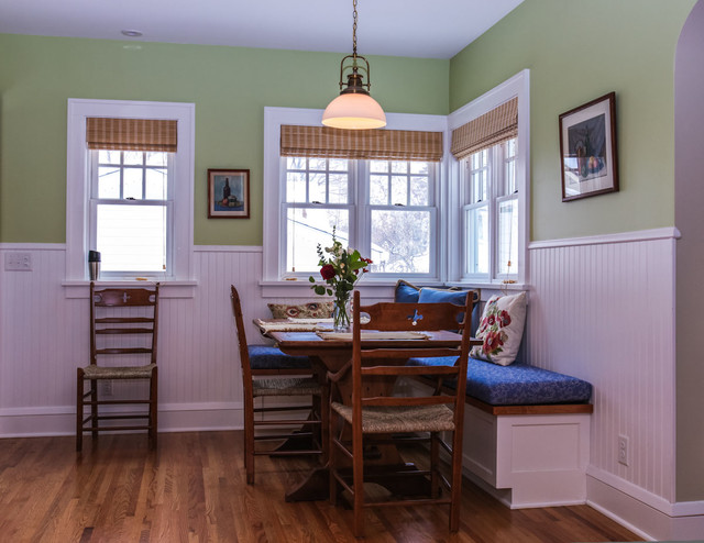 Katie Jaydan's Projects traditional-dining-room