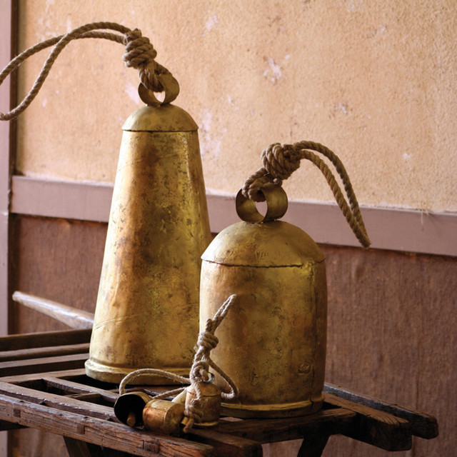Iron Bells eclectic-outdoor-products
