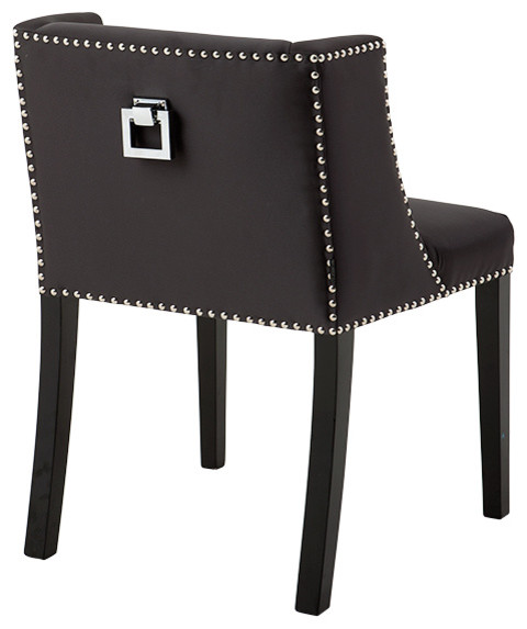 Chair St. James in Dark Grey chairs