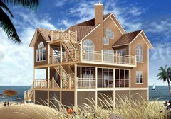 House Plan 65578 at FamilyHomePlans.com