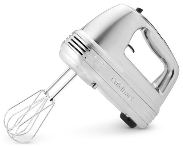 Cuisinart Hand Mixer with Storage Case modern-mixers