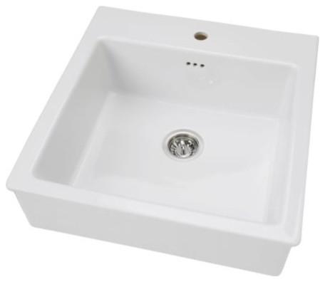 DOMSJÖ Sink bowl by IKEA bathroom-vanities-and-sink-consoles