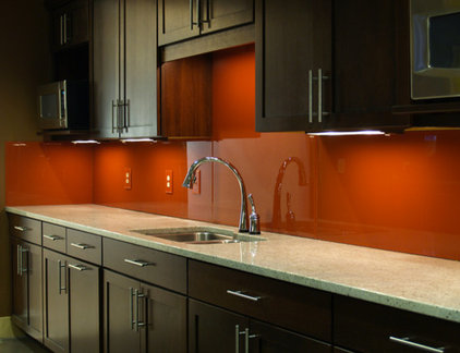 how to install kitchen tiles glass backsplashes 7267