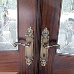 Double Doors Door Lockset