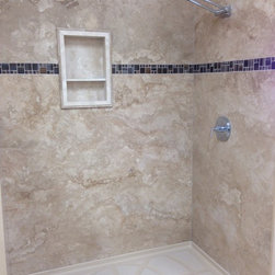 bathrooms floor tiles shop groutless showers on houzz 11986