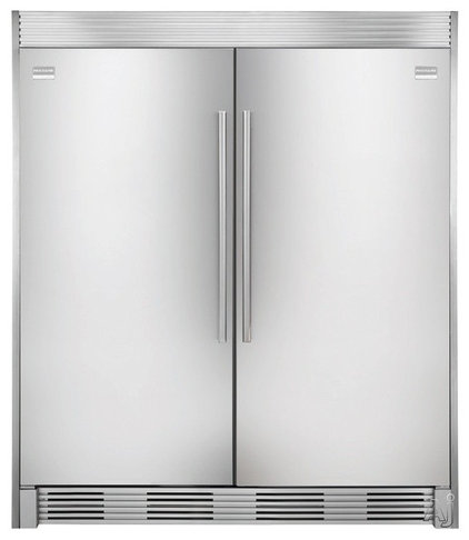 French Door Refrigerator 68 Inches High Images