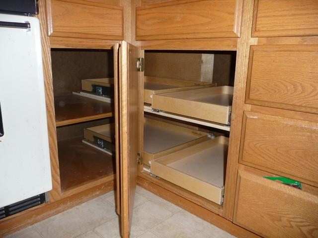title | Kitchen Cabinet Blind Corner Solutions