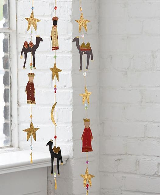 Three Wise Men Christmas Decorations
