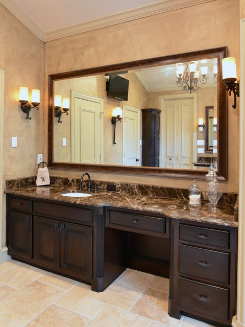 dark cabinets in bathroom bathrooms traditional vanity tops and side splashes 14430