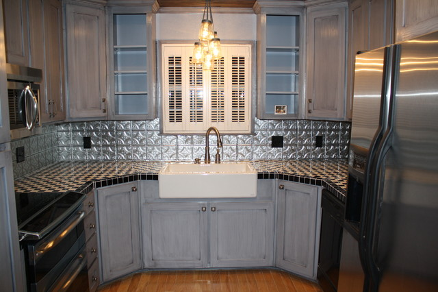 tin tiles for kitchen backsplash tin backsplash kitchen backsplashes contemporary 26044