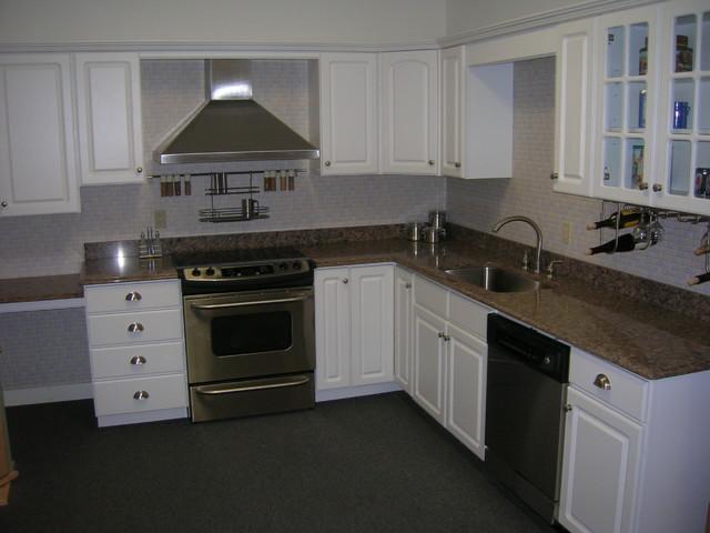 Kabinart cabinetry - Traditional - Kitchen - portland ...