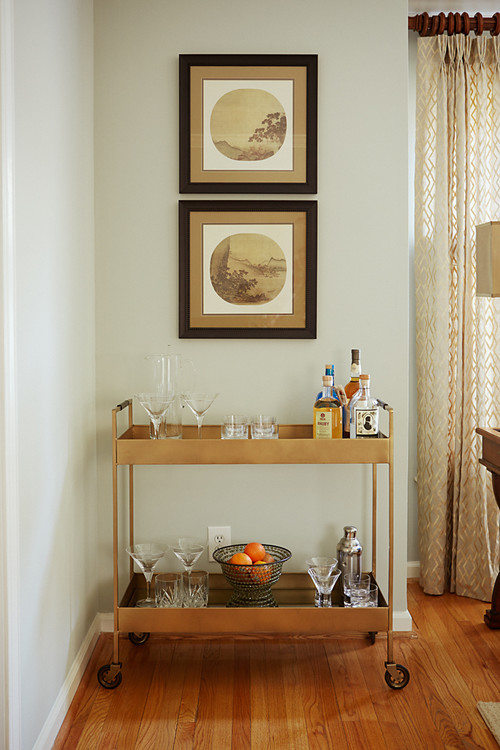 How to Hang Wall Art: Relate the Art to the Size of the Wall