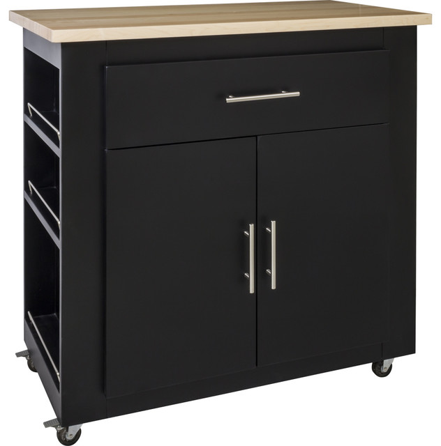 permanent kitchen islands 30 beautiful black kitchen island cart 14538