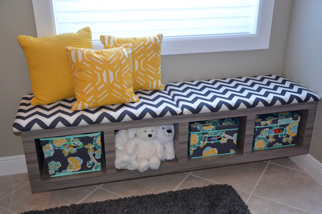 All Blog Custom Ideas For Window Seats In A Playroom