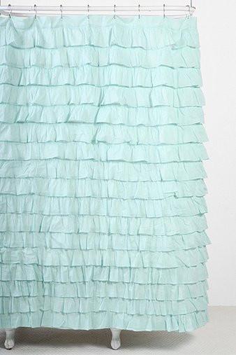 Mint Green Shower Curtain Mobroi Com