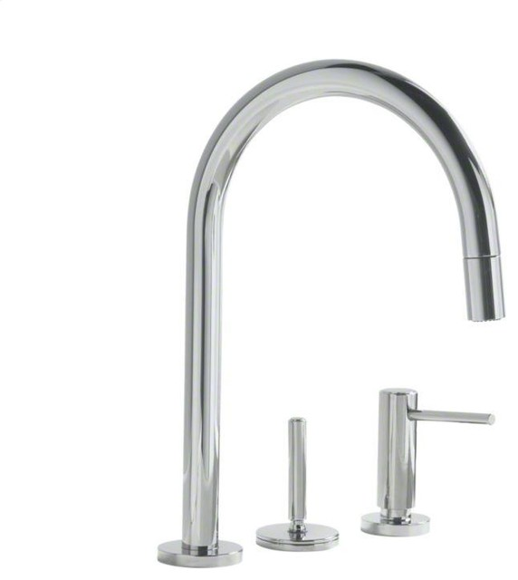 kallista kitchen faucets kallista one pull kitchen faucet contemporary 12812