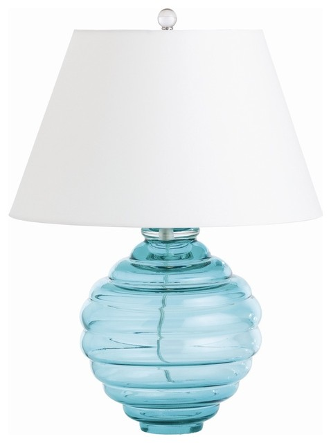 bathroom light pendant eliza lamp blue contemporary table lamps by masins 10858