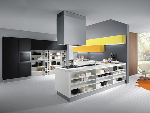 15 space saving kitchen cabinets with unique designs for Miami kitchen remodeling design