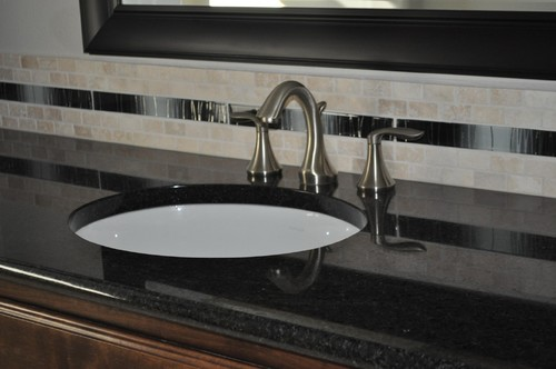 Help with tiles for backsplash to go with black pearl granite on What Backsplash Goes With Black Granite  id=48210