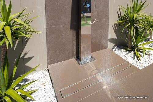 LUXE Linear Drains