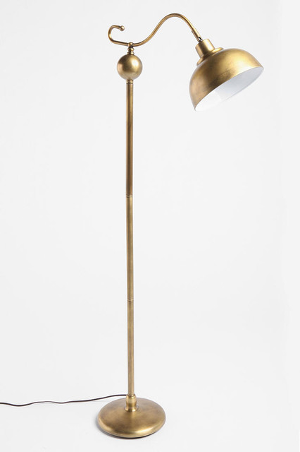 Vintage Floor Lamp Traditional Lamps By Urban Outers