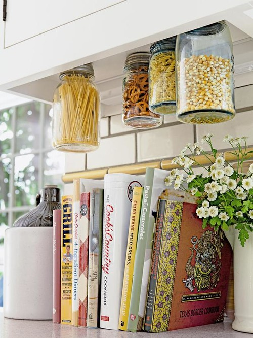 12 storage ideas for when your place is just too small for Cheap kitchen storage ideas