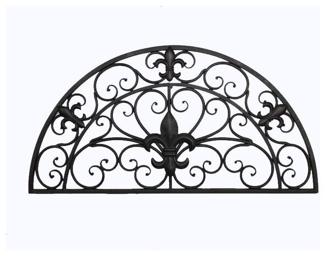 Enchanting 80 Wrought Iron Wall Decor Large Inspiration Design Of