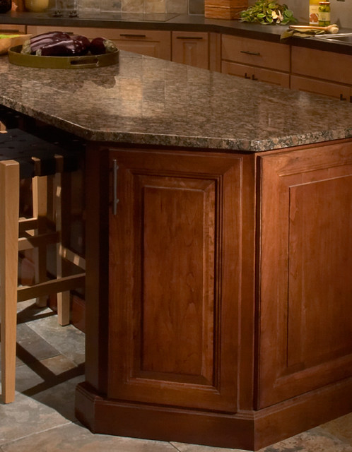 end cabinet kitchen base end angle cabinet cliqstudios traditional 15157