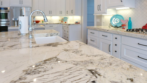 Alpine White Granite Granite Countertops Granite Slabs