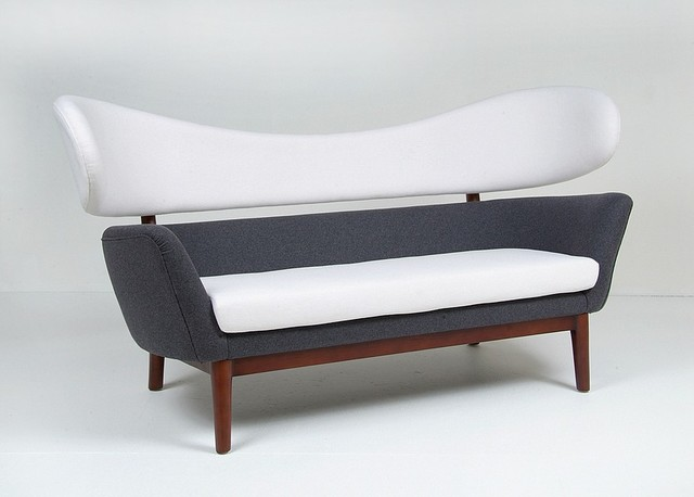 baker furniture sofa juhl baker sofa reproduction midcentury sofas 1450