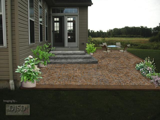 2D-Simple-Decorative-Concrete-Patio-Project-2-AfterOption2 ... on Simple Concrete Patio Designs id=77699