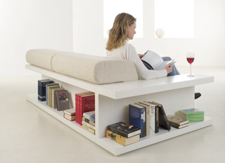 Lodus Sofa & Couch from Mobilia on Carlisle Wide Plank Floors Blog