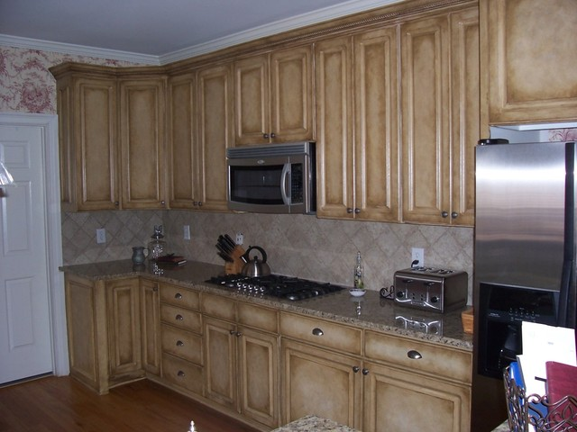 faux painting kitchen cabinets kitchen cabinets faux painting 15301